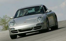 Porsche DE 017 - Our Members
