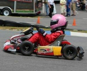 kid karting