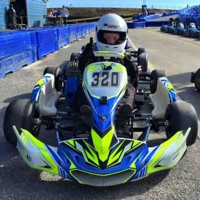 TaG Rookie thumbnail - Kart Racing School