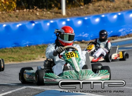 Kart Championship Series Results - Race Results
