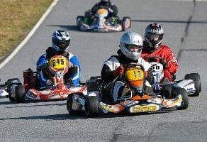 Winter Kart Series Schedule - AMP Winter Kart Series