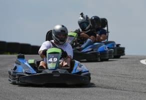 League Race Preview Image - AMP Rental Kart Fall League