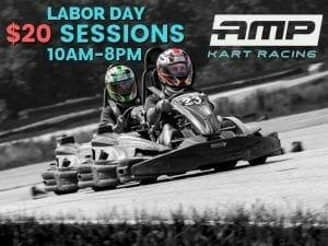 $20 Karting Sessions!!! @ Atlanta Motorsports Park