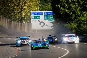 24 Hours Le Mans Watch Party @ AMCS @ Atlanta Motorcar Club & Storage