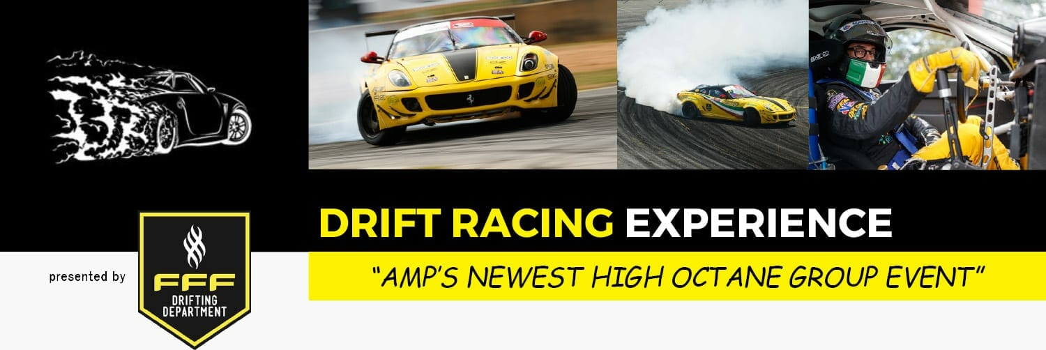 Drifting Experience 2021  2 - Group Options