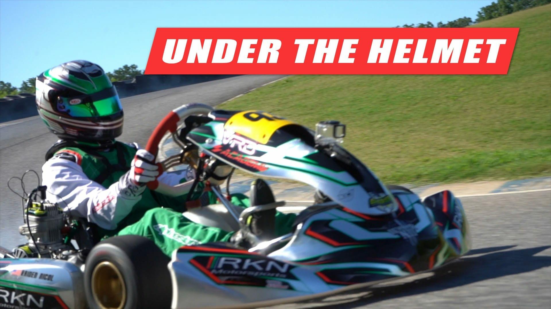 Under the helmet Raiden - Junior Discovery Experience