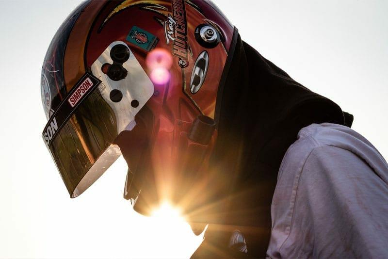 helmet small - AMP Kart Racing Pro Summit
