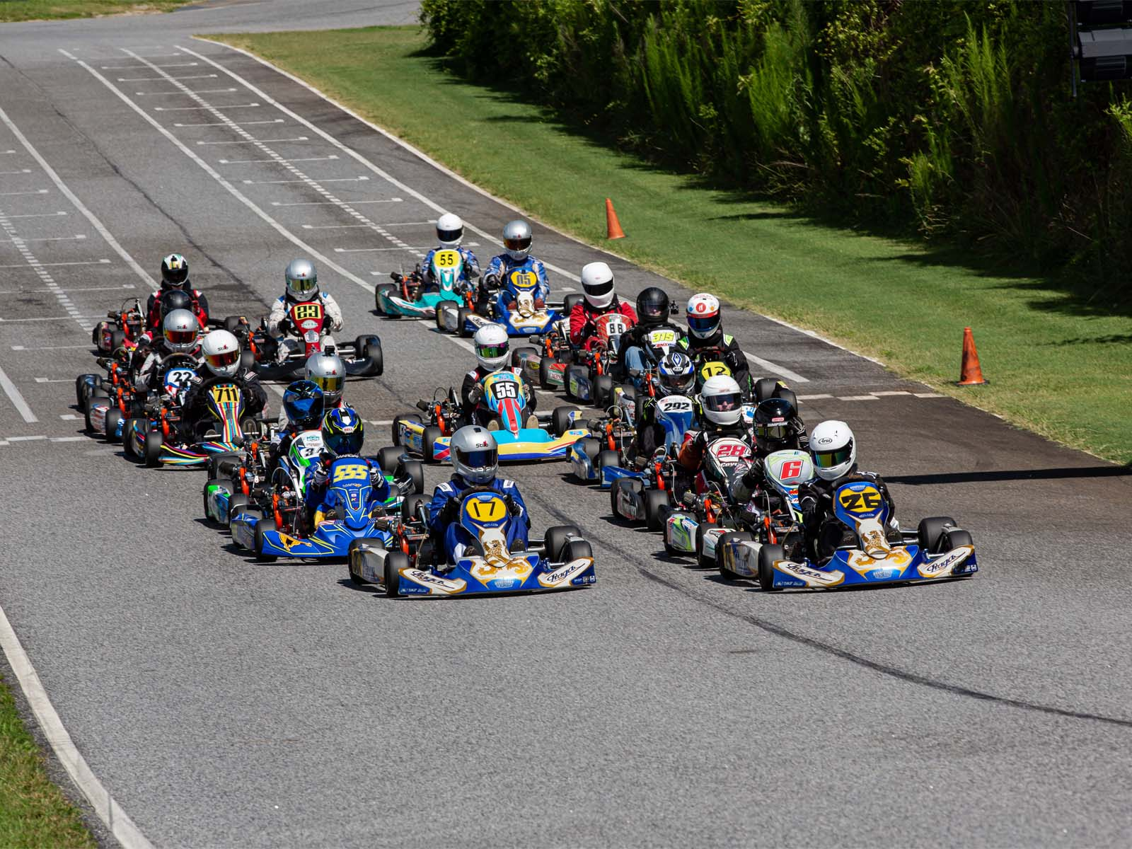 kart raceday - Member Racing