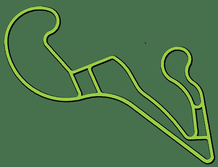 main track green - Member Racing